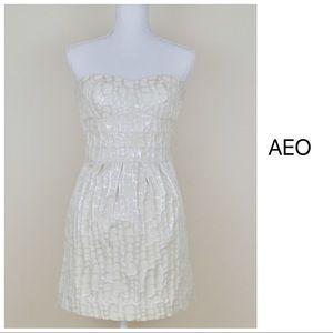 🔥3 for 20🔥 AEO Bandeau dressB